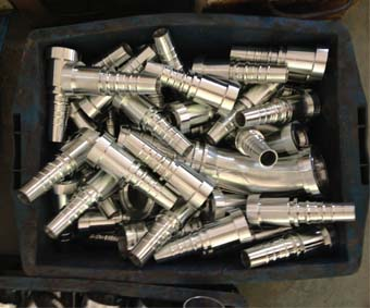 6000PSI Higher Flange Fittings