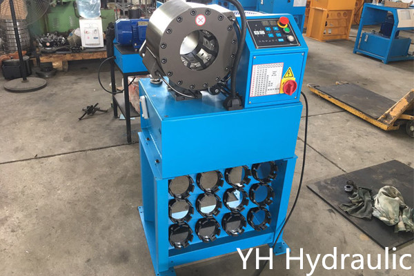 Hose Crimping Machine 1.1/4''