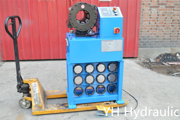 Hose Crimping Machine 2""