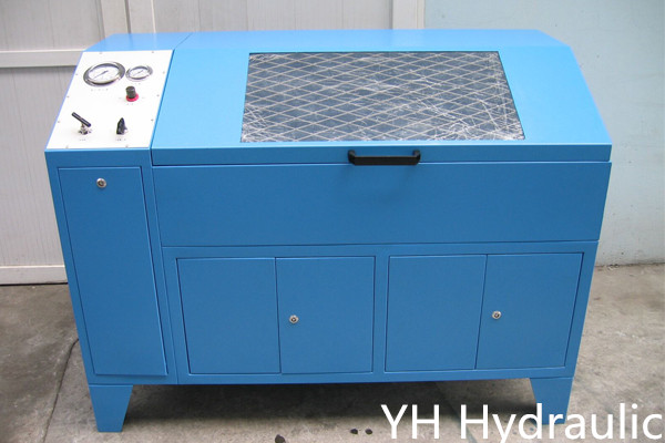 Hose Test Bench
