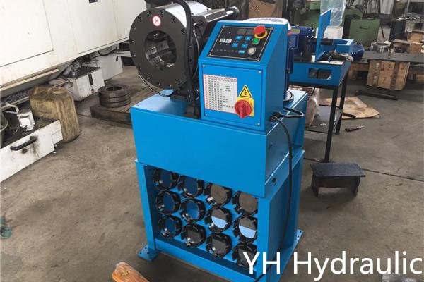Hydraulic Hose Crimper 3''