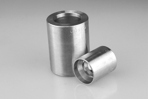 Zinc-plated Hydraulic Collars